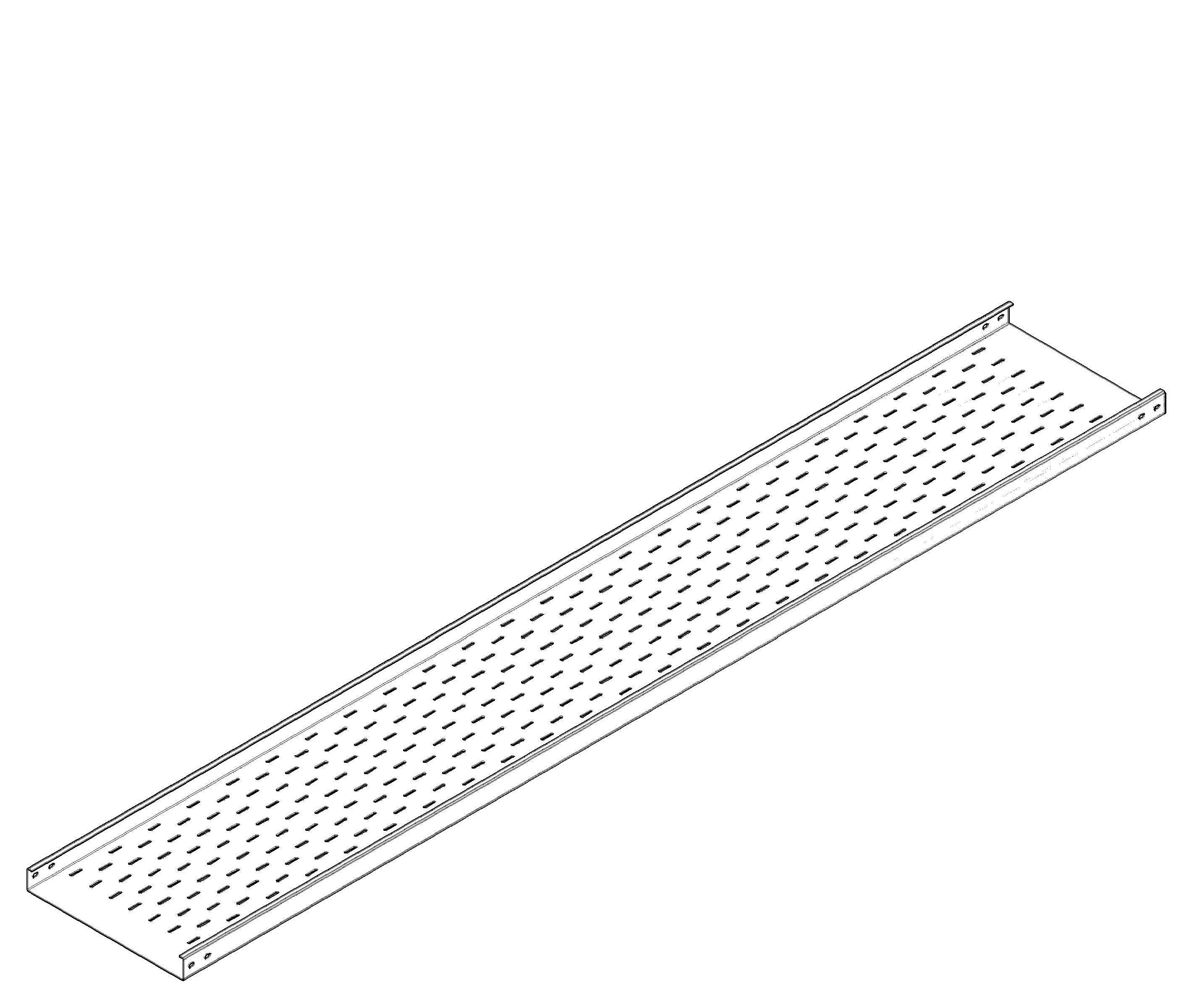 Cable Tray 400x50